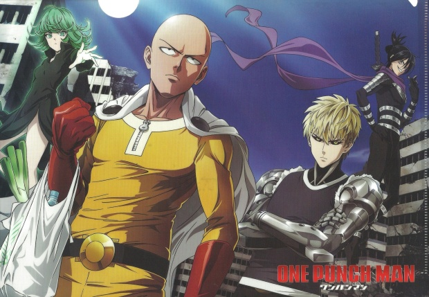Onepunch Man - Onepunch-Man chap 12
